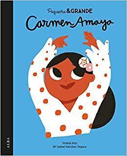 Pequeña y grande Carmen Amaya