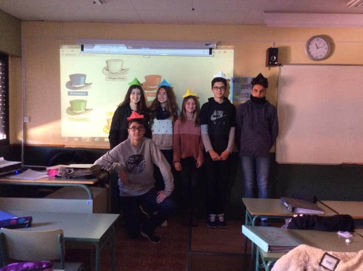 El aprendizaje no formal llega a las aulas del IES Juan Carlos I (Murcia) con el proyecto CARMA 1