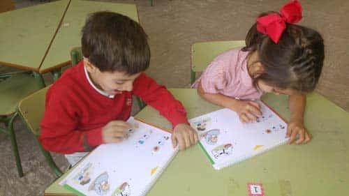 Rosseta, aprendizaje de la lectura