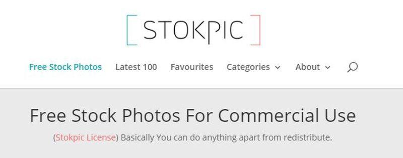 Stokpic bancos de imágenes gratis
