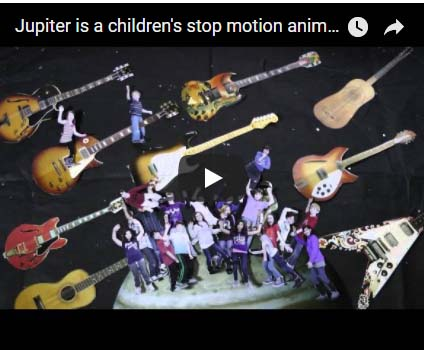 Stop Motion en el aula de idiomas