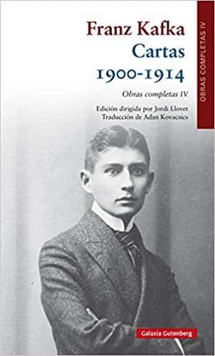 Cartas (1900-1914) Franz Kafka