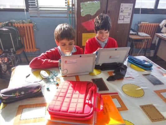 Así gestionan sus ordenadores Windows en el Colegio San Agustín de Valladolid 2