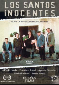 película Los santos inocentes