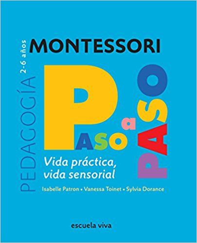 montessori libros para regalar a docentes