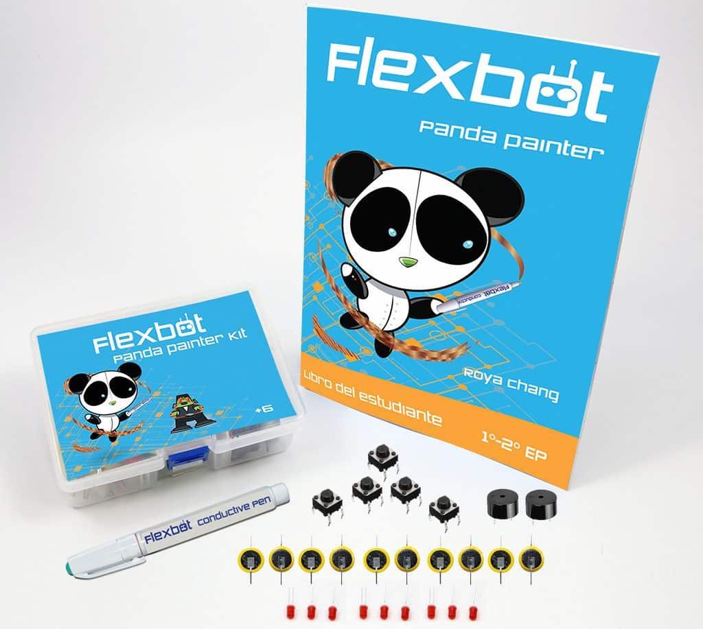 Panda Painter Kit 3