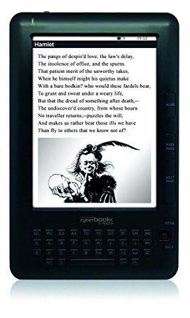 bestbuy cyberbook eReaders para regalar