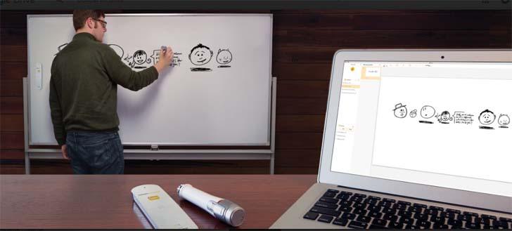 eBeam Smartmarker, un bolígrafo para escribir y compartir contenidos 1