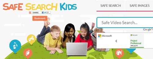 Buscador Safe Search Kids