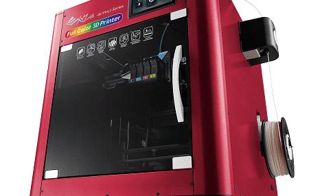 Las novedades de XYZprinting incluyen impresión 3D en color 3