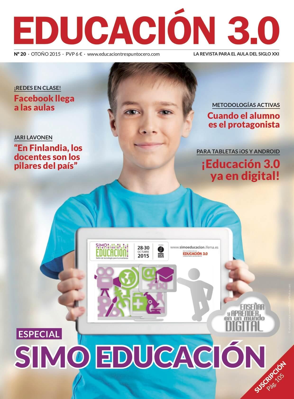 Revista EDUCACIÓN 3.0 23