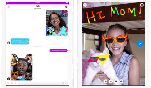 Messenger Kids, la app de mensajería para niños de Facebook