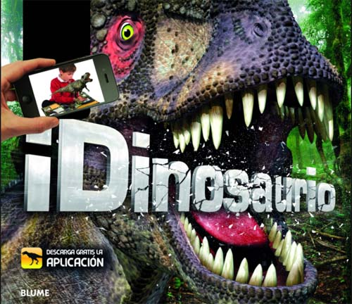 iDinosaurio, libros con realidad aumentada