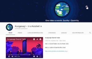 35 canales con vídeos educativos en YouTube 56