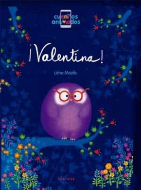 Valentina, libros con realidad aumentada