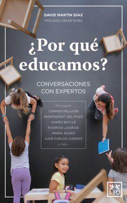 ¿por qué educamos? libros para regalar a docentes