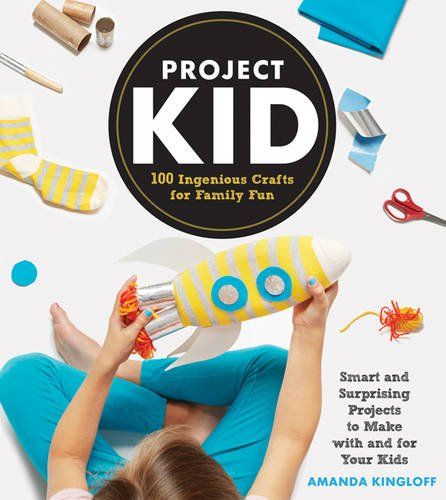 Libro de manualidades Project Kid