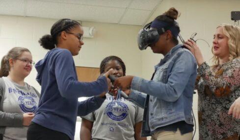 realidad virtual en las aulas