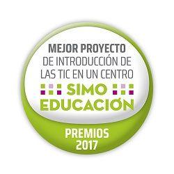 Premio mejor proyecto introducción de las tic en un centro