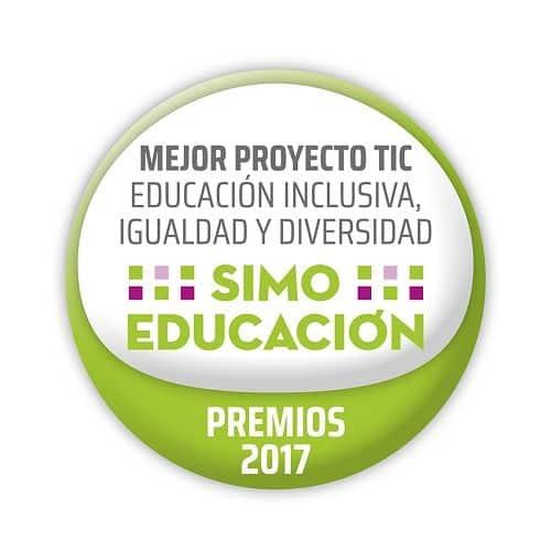 Premio SIMO EDUCACIÓN 2017