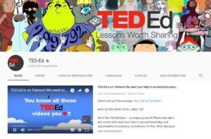 35 canales con vídeos educativos en YouTube 55