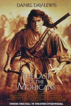 el último mohicano_películas para aprender inglés