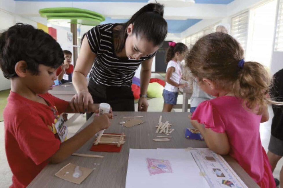 Un makerspace en Infantil para desarrollar la creatividad 1