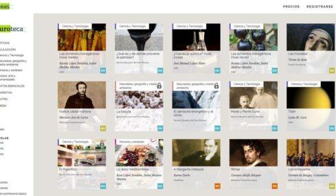 Intralíneas, la plataforma de lectura digital para trabajar la comprensión lectora. ¿Te animas a probarla? 3