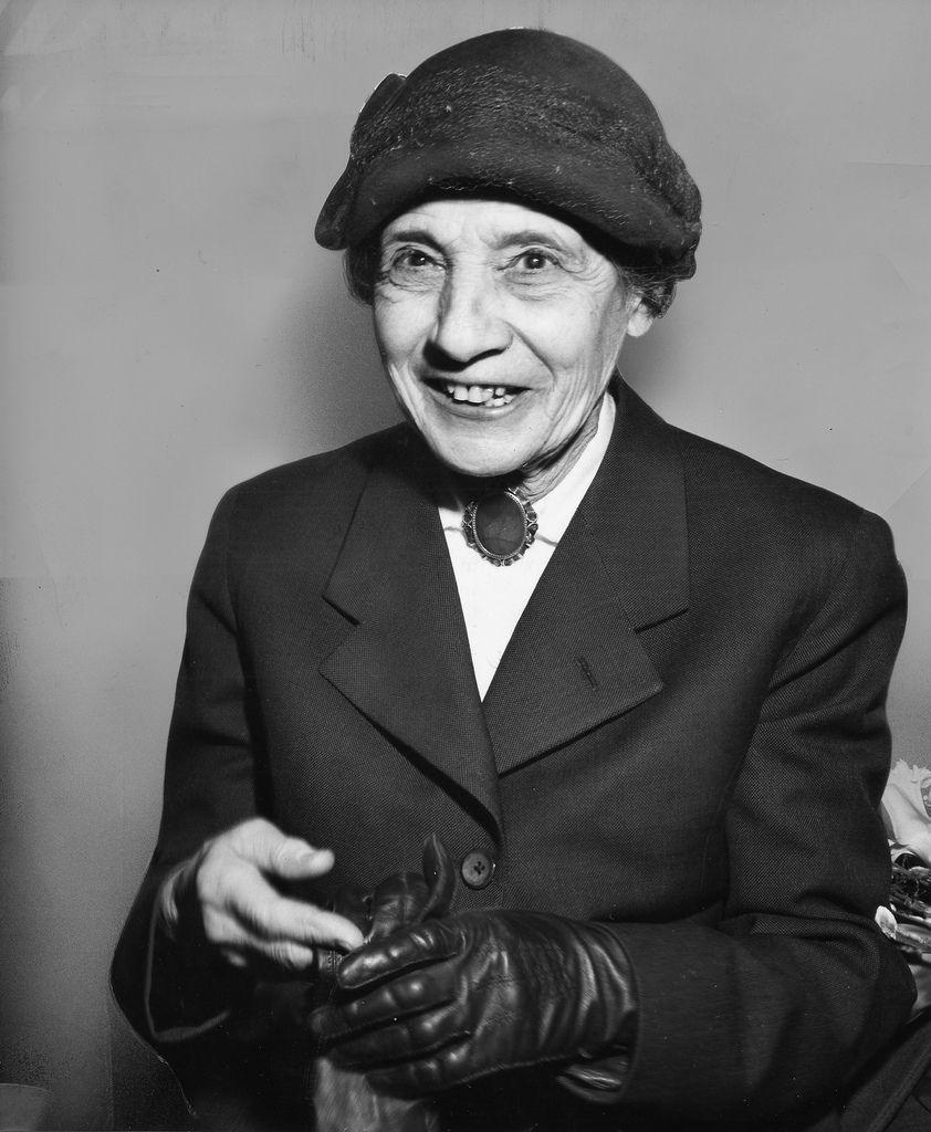 Lise Meitner - Mujeres cinetificas