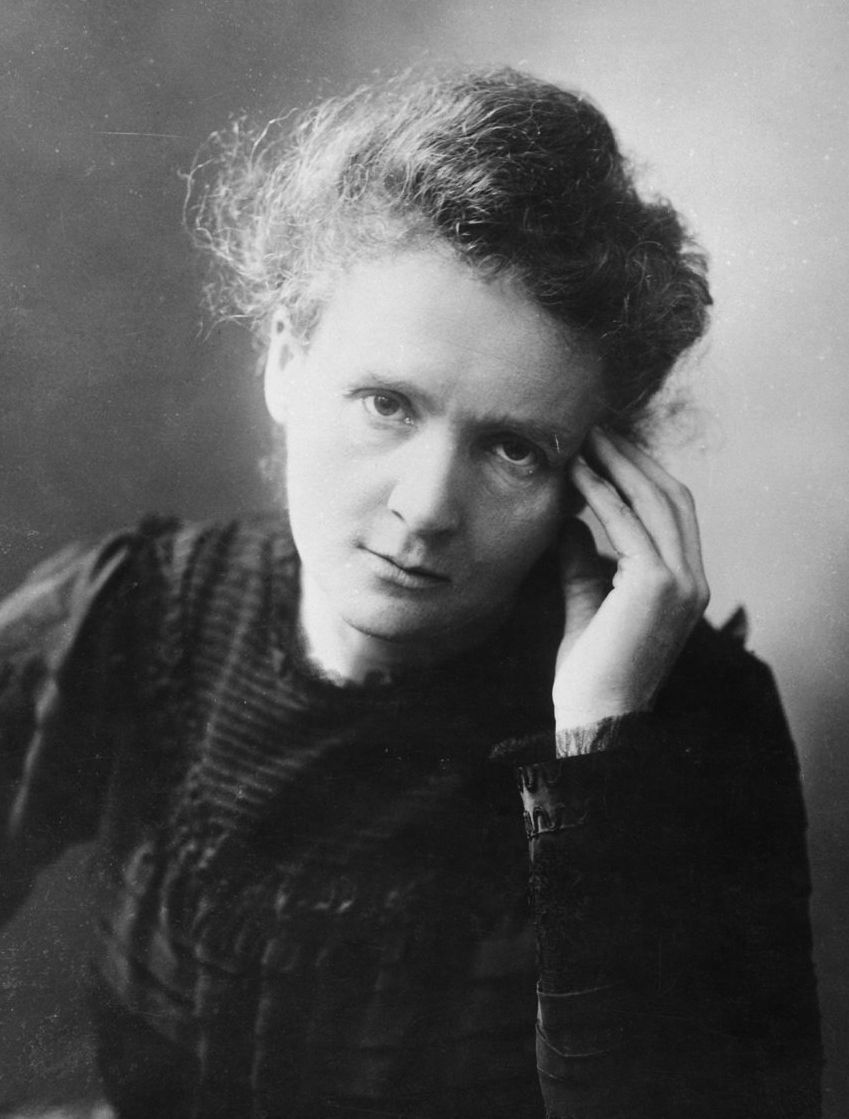 Marie Curie - Mujeres científicas