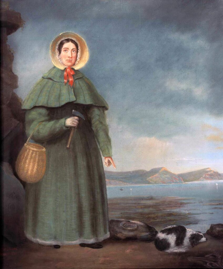 Mary Anning - mujeres cientificas