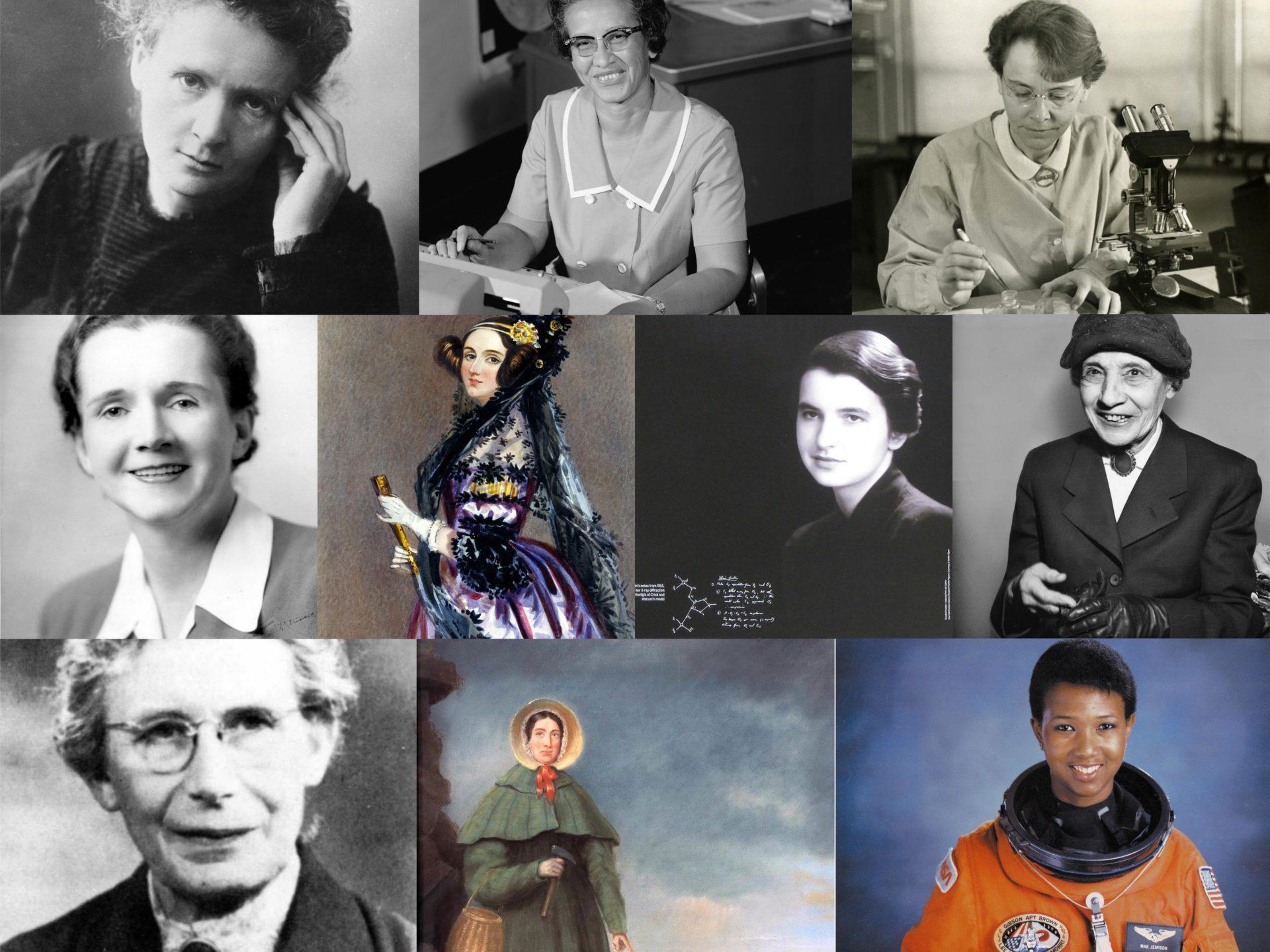 10 mujeres científicas para estudiar en el aula