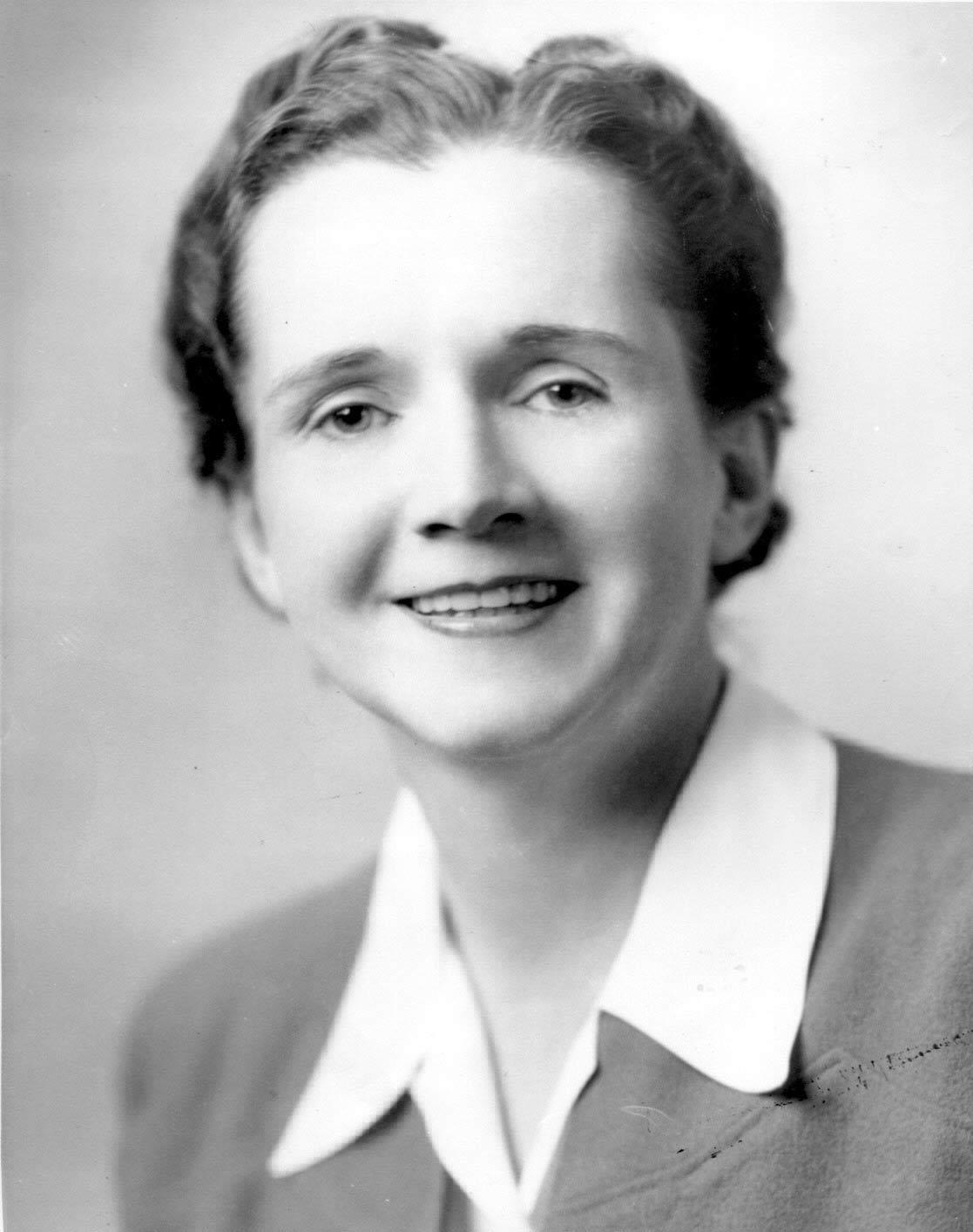 Rachel Carson - mujeres cientificas