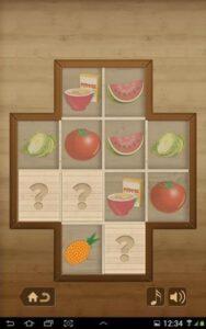 app infantil educación alimentos