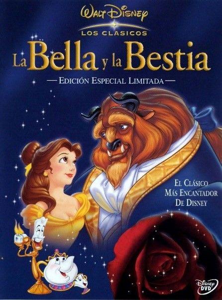 la bella y la bestia_películas para aprender inglés