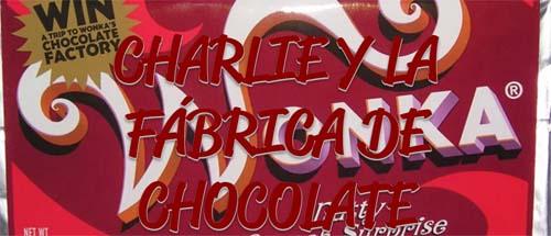 Buenas prácticas TIC en Primaria- Charlie y la fábrica de chocolate