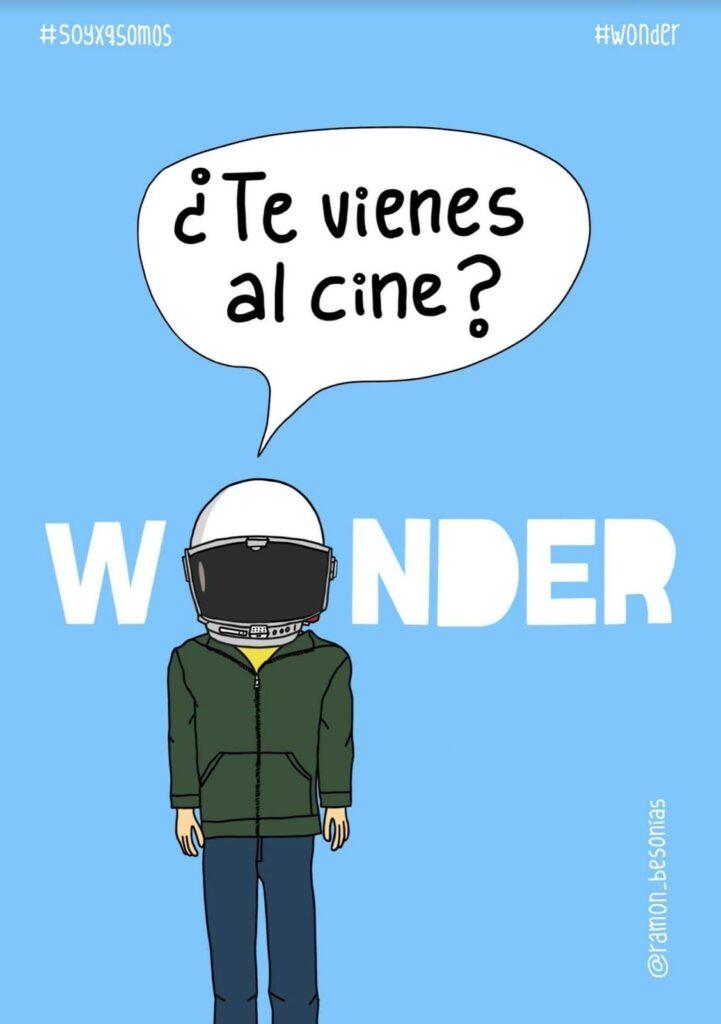 Wonder, la lección de August película
