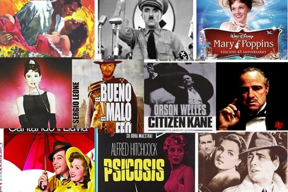 clásicos del cine
