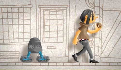 Retrocycling Robot, recurso para el Día Mundial de la Educación Medioambiental