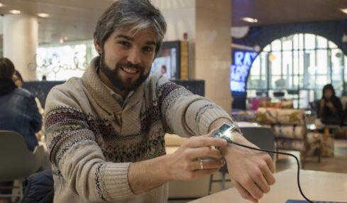 Eduardo Alarcón, el español que enseña robótica y programación a los estudiantes chinos 1