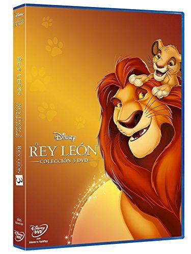 el rey leon_películas para aprender ingles