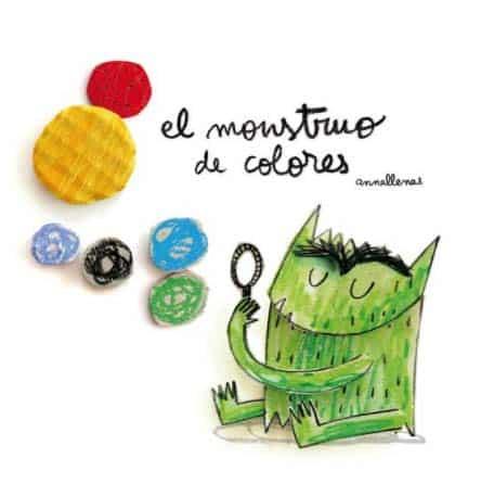 Educar en las emociones con El Monstruo de colores