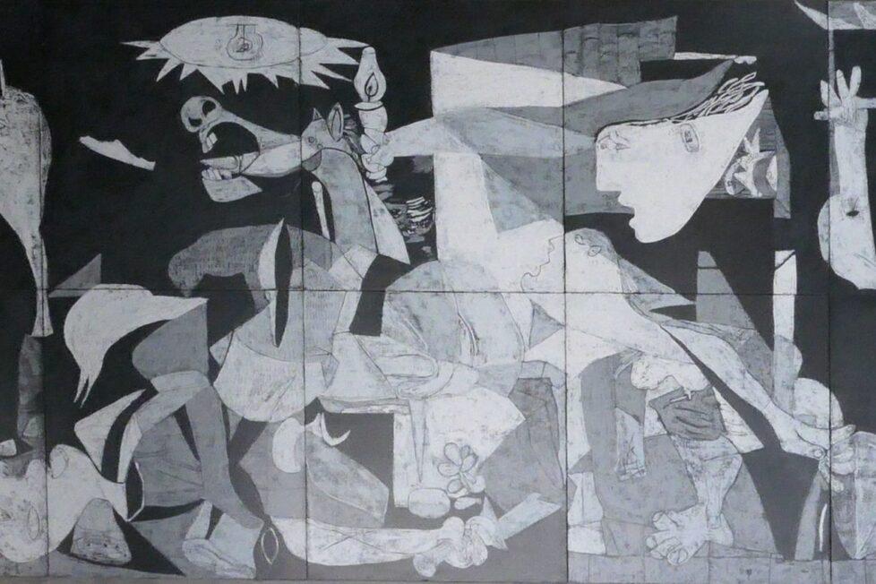 81 años del encargo del Guernica a Picasso 1