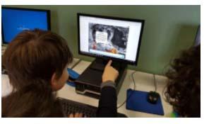 programación con Scratch en ordenadores Acer Veriton X