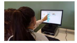 Programanando en Scratch con los ordenadores Acer Veriton X