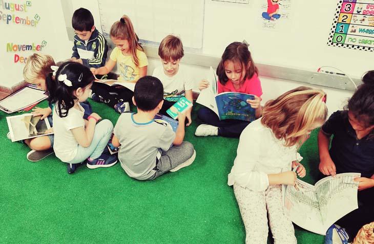 Leer en voz alta en clase: razones e ideas para ponerlo en práctica 1
