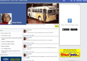 'Fakebook': la red social de los personajes históricos 1