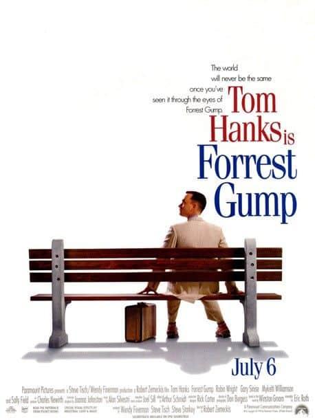 forrest gump_películas para aprender inglés