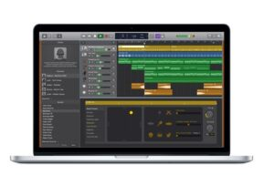 Grabar audio con Garage Band