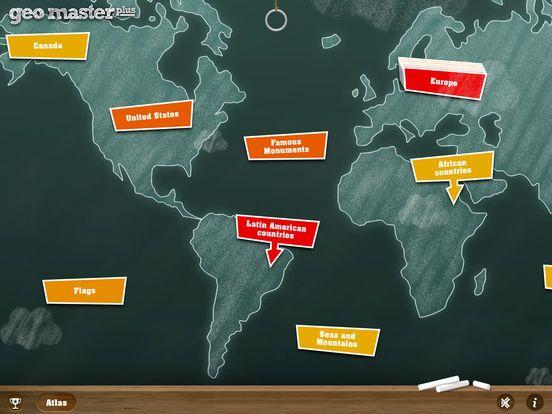 geomaster plus - recursos para aprender historia y geografia